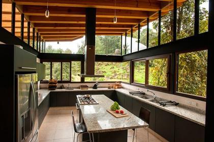 Cocinas En Forma De U Con Isla.Home Decor Design On Twitter Cocina Con De Diseo E