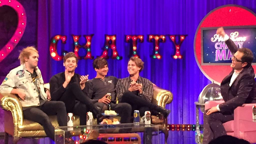 Make a date with @5SOS 10pm Friday @Channel4