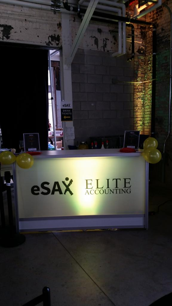 We are the drink sponsors at #eSAX tonight @Lansdowne_Park . Special drink of the night is eSAX on the Beach! http://t.co/foEBf6dI2i