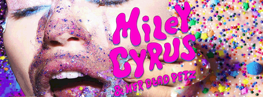 Tix are ON SALE now for @MileyCyrus & Her Dead Petz! Get them while you can! http://t.co/wHhXgu5bDS http://t.co/Ynfpu863r5