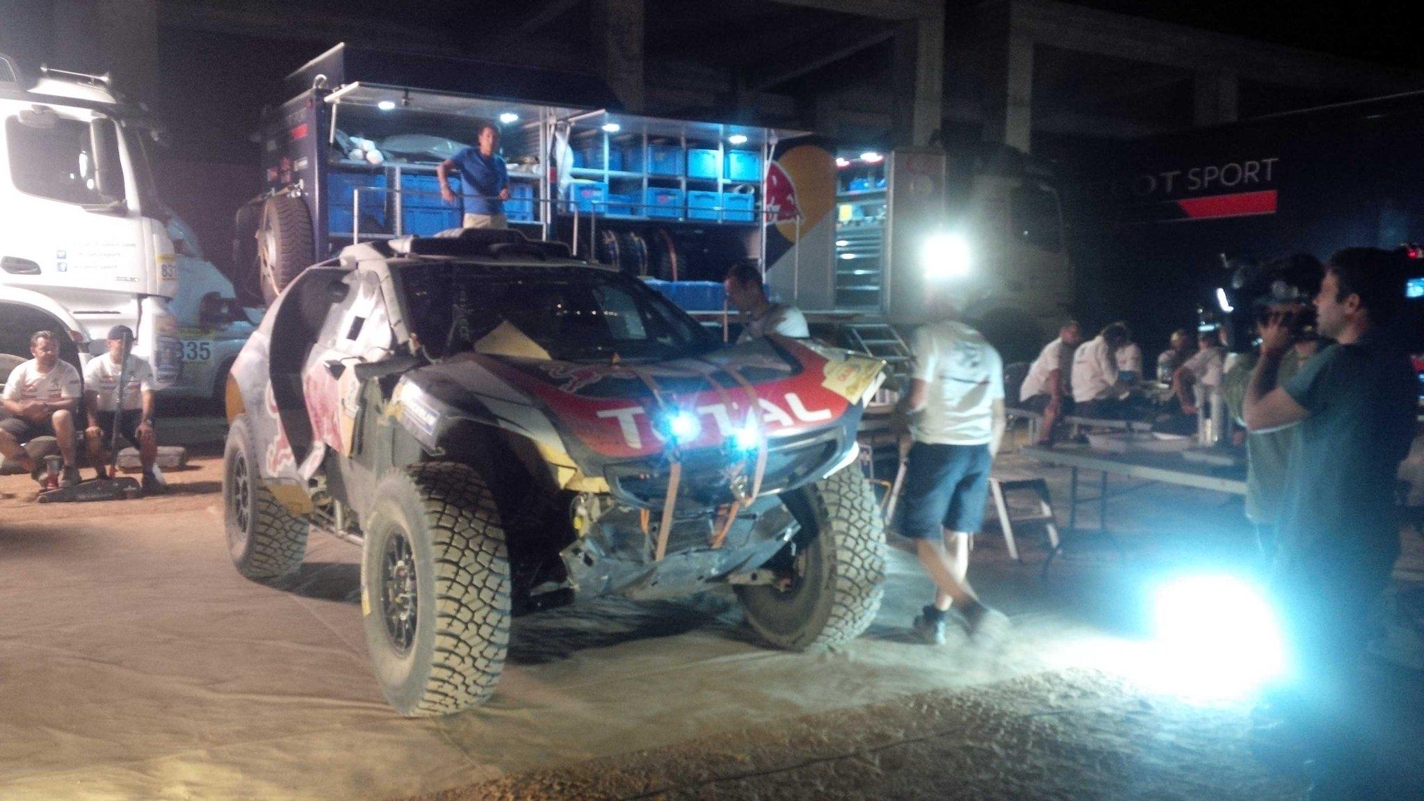 2016 Rallye Raid Dakar Argentina - Bolivia [3-16 Enero] CQvv_YyWEAAnbjE