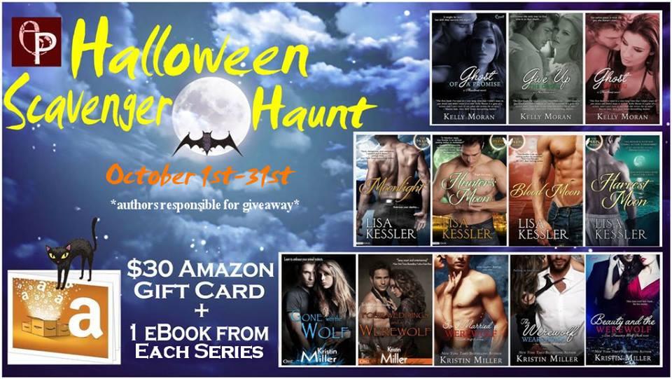 HUGE GIVEAWAY! #Halloween Scavenger Haunt w/ @kristinmiller02, @AuthorKMoran & @LdyDisney http://t.co/hFkIyL2ulV http://t.co/yCVQ0qr5R3