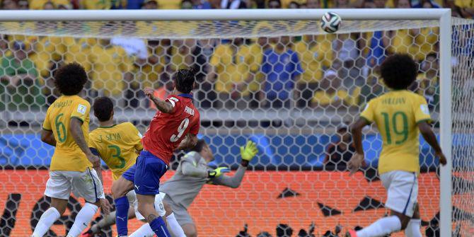 Cile-Brasile 2-0 e Argentina-Ecuador 0-2, risultati a sorpresa (WC Russia 2018)