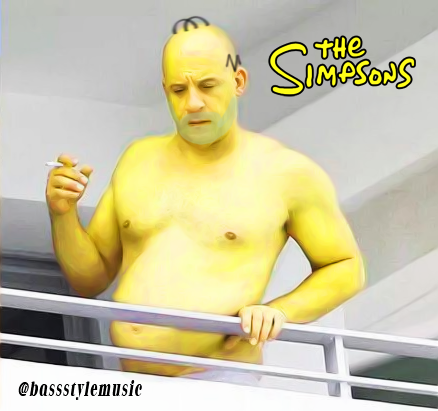 Da Vin Diesel a Vin Simpson.