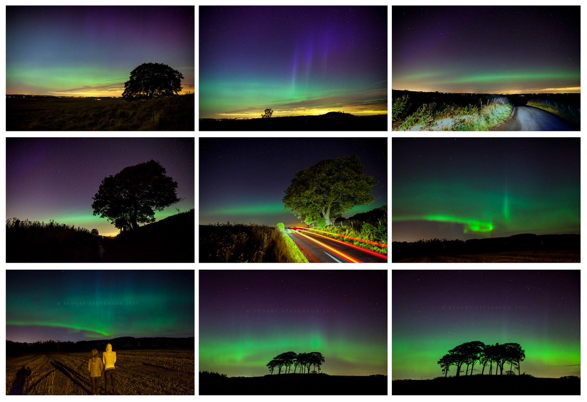 29 spectacular photos of the Aurora Borealis over the UK and Ireland