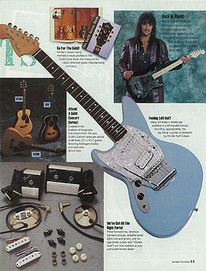 Fender On Twitter Fender Guitarchive The Jag Stang Httptco