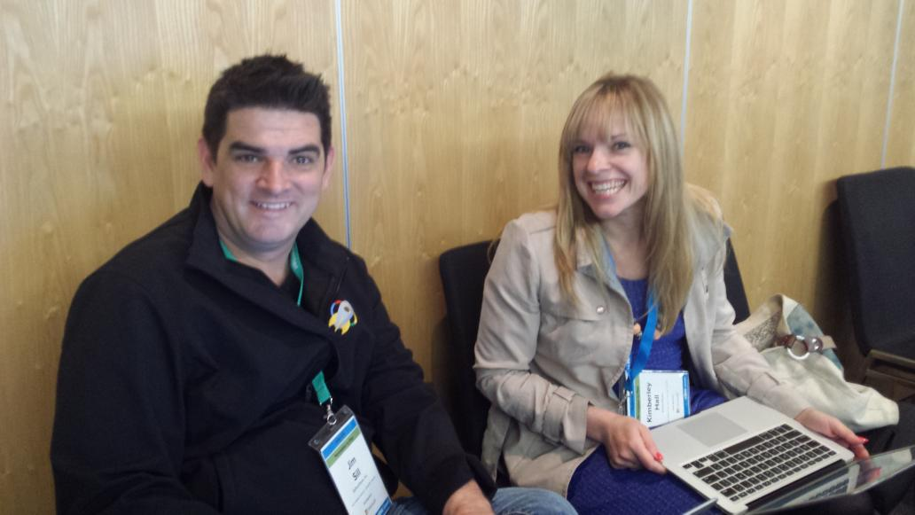 #ULearn15 international #GEG members @mistersill @kehall16 supporting us with their presence! http://t.co/wiMM1d5EqA