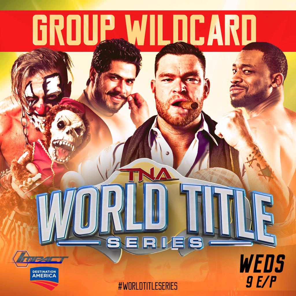 TNA World Title Series CQwedx7W8AALpwx