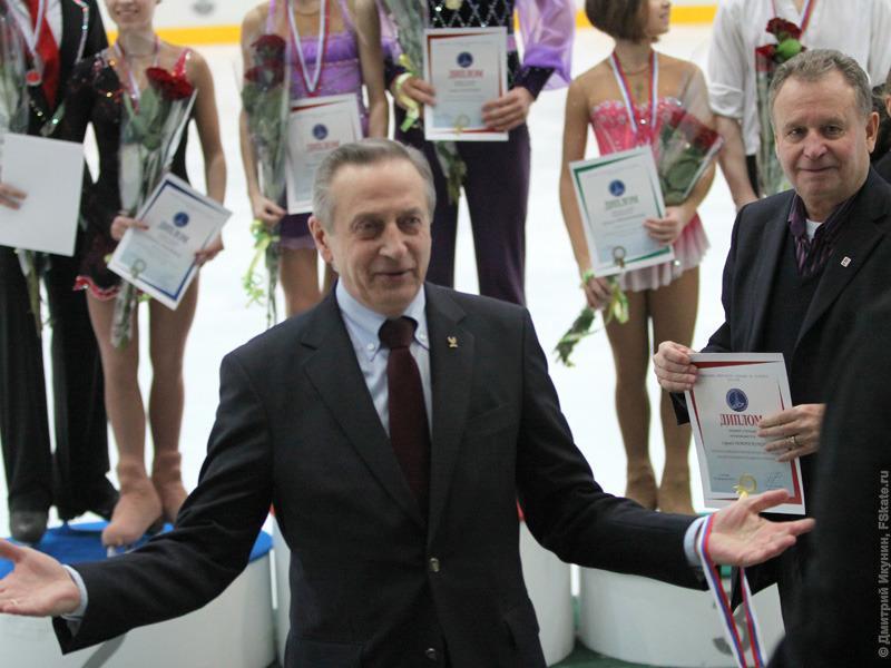 Функционеры Федерации фигурного катания России  CQxSBK-WUAAMaC5