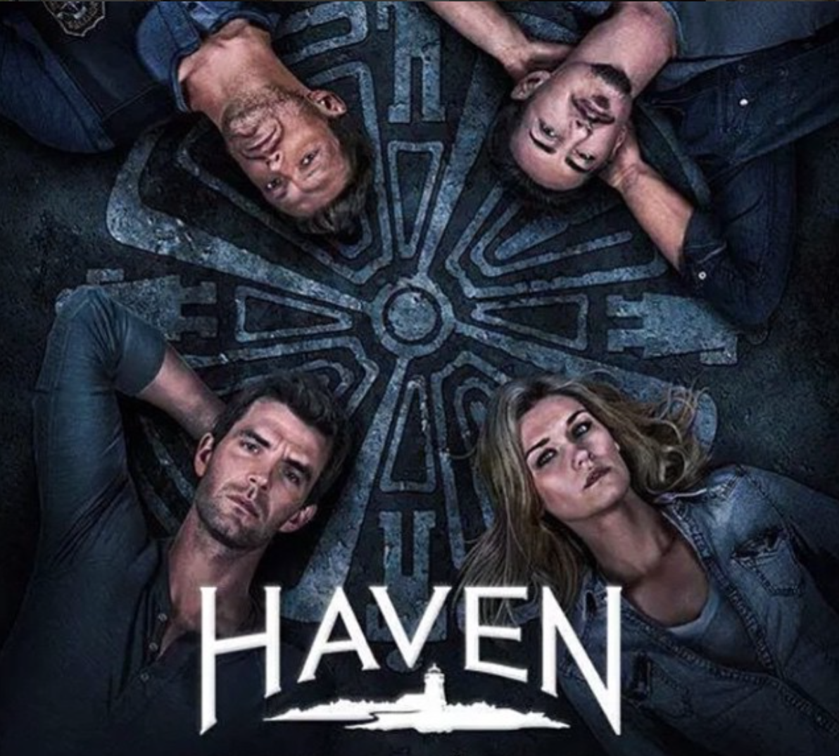 WOW #haven5B snuck up on me! It's here! Show your love by TUNING IN to @SyfyTV 10pm/ EST a two hour #haven premiere! http://t.co/fnuqsKu3M1