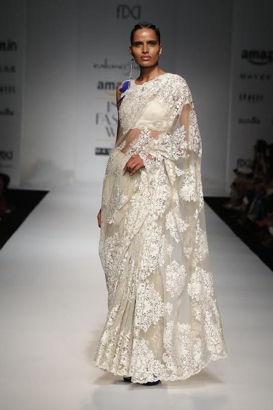 Rabani and Rakha at AIFW Spring/Summer 2016
