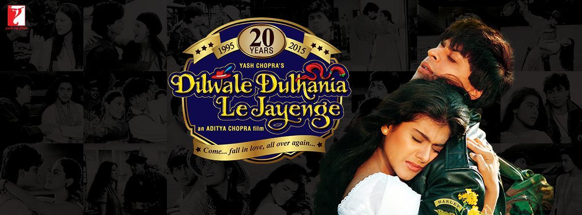 Thumbnail for 20 Years of Dilwale Dulhania Le Jayenge #20YearsOfDDLJ