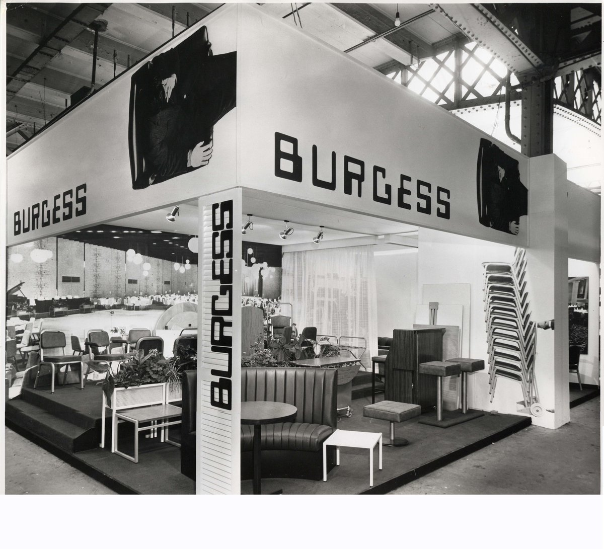 Exhibition Stand Vintage : Exhibitions shows trade promotional props d visual aids uk