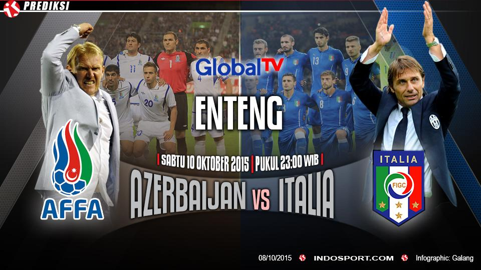 Diretta Azerbaijan-Italia Streaming Rojadirecta