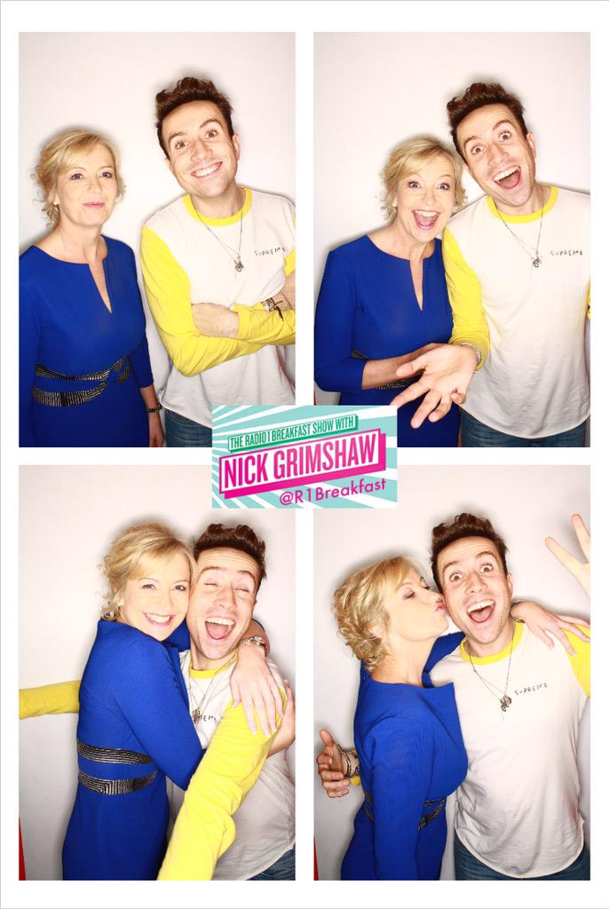 RT @R1Breakfast: Thanks to the very lovely @carolkirkwood for popping in this morning! Here's some InstaGrim action 💙 http://t.co/NjoDYaVFlH