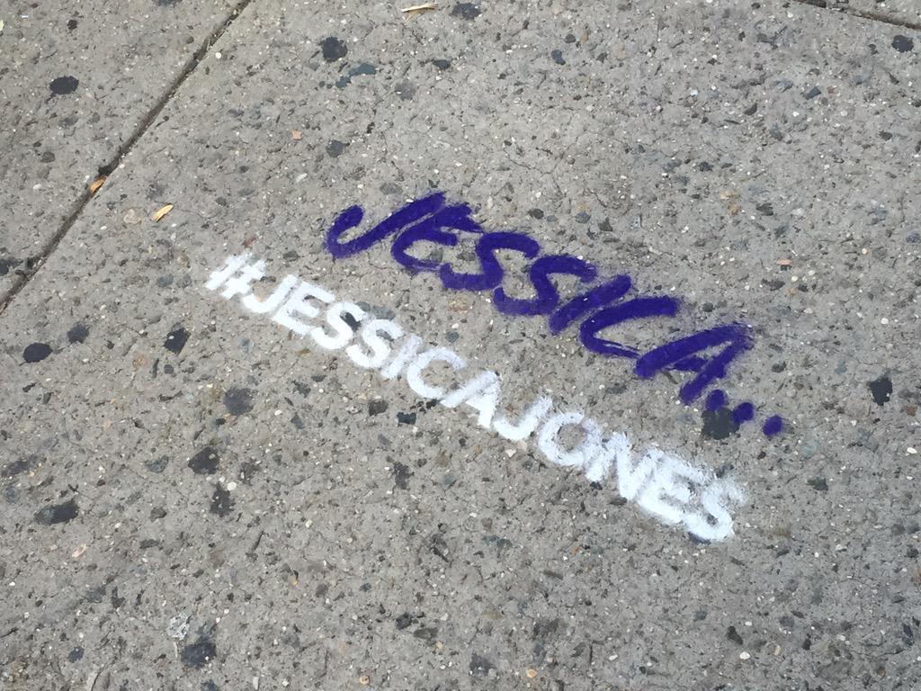 In NYC for #NYCC2015 #JessicaJones http://t.co/zKz2d14o42