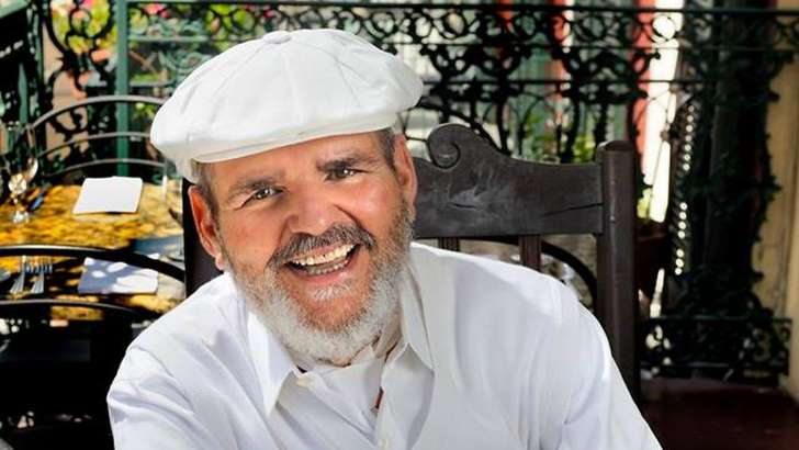 #BREAKING: Legendary Louisiana chef Paul Prudhomme dead at 75 http://t.co/DgtgMEIKV4 http://t.co/Uxy8THIF2F