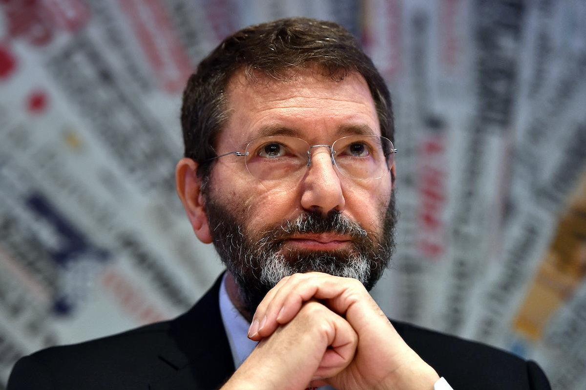 Ignazio Marino annuncia le dimissioni da sindaco di Roma.