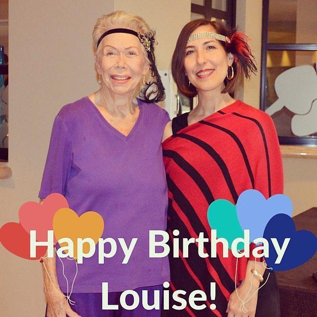 Louise hay twitter