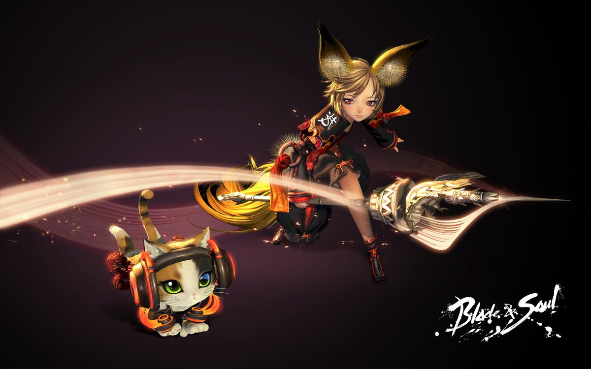 """Blade And Soul Wallpaper: Blade & Soul On Twitter: """"Become The #Summoner With These"""