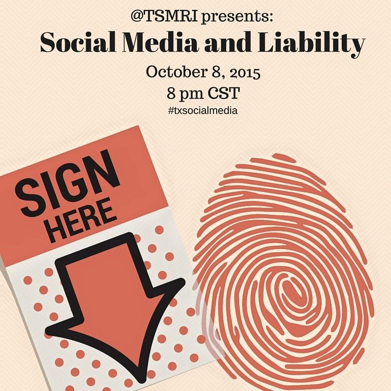 Thumbnail for Scary Social Media: Social Media and Liability!