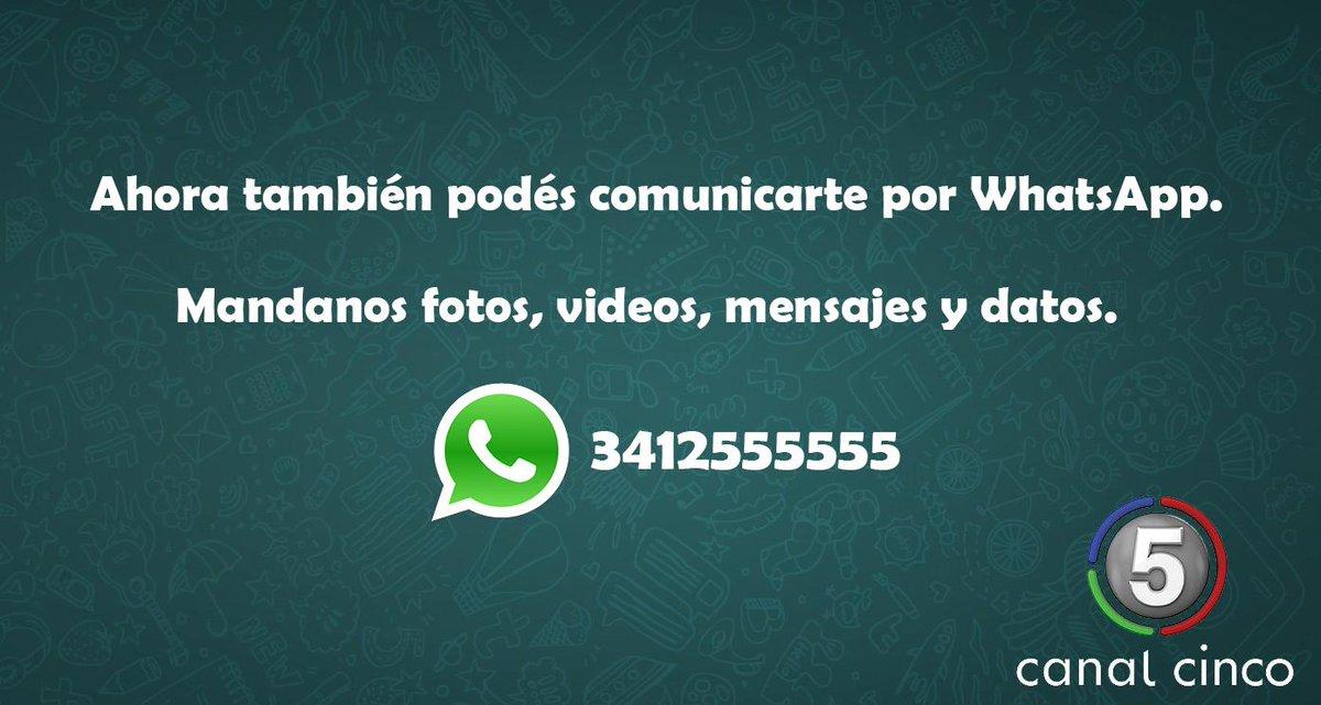 Telefe Rosario Auf Twitter Ahora También Podés Comunicarte