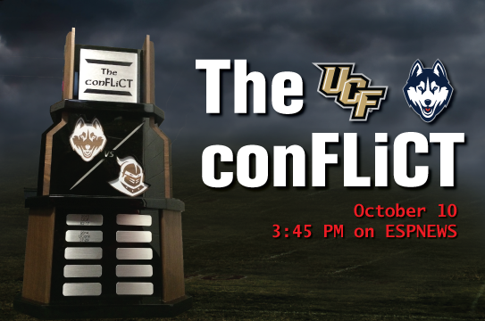 Image result for conflict trophy ucf