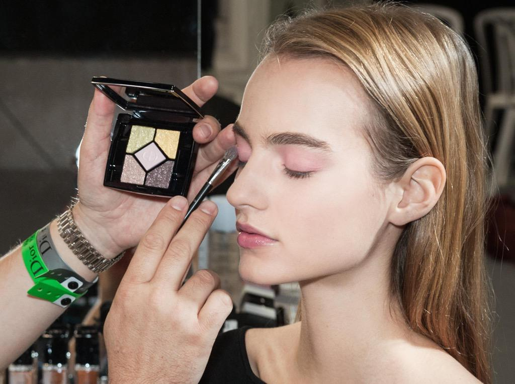 Ready to wear makeup