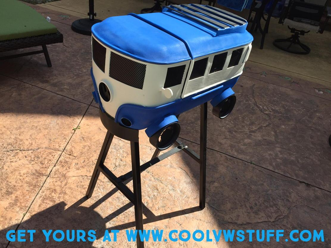 Cool VW Stuff on Twitter Check out this custom BBQ available at