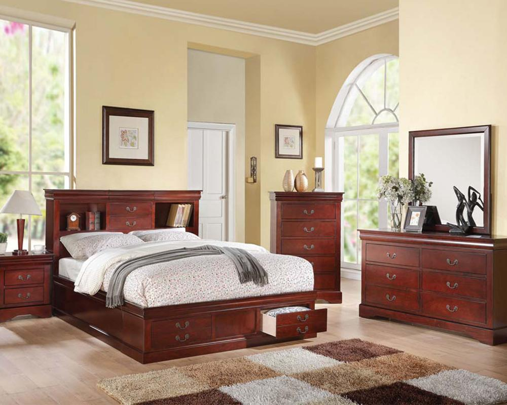 Home Furniture Mart On Twitter Acme Bedroom Set Louis Philippe