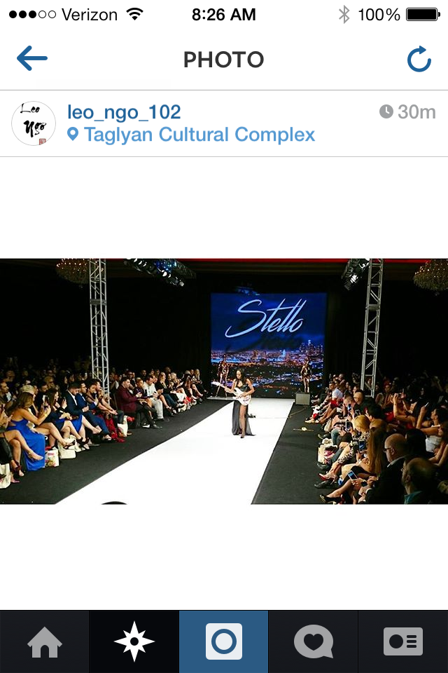 HAD A GR8 TIME #LAFW OPENING @Stello_Official  @ArtHeartFashion JAWDROPPING COLLECTION  #CONGRATS http://t.co/oqWtkm1afW