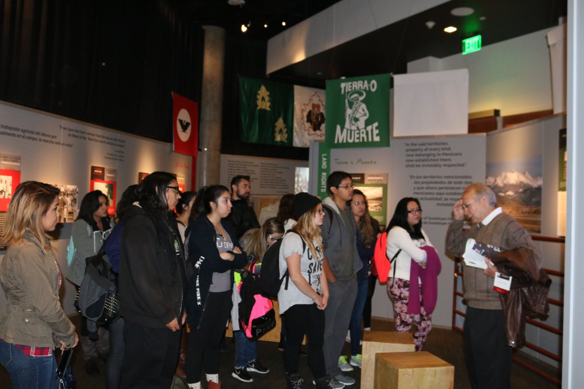 Yohainna Abdala Mesa On Twitter We Visited HistoryColorado Center And Saw The El Movimiento Exhibit Thanks For A Very Compelling Experience