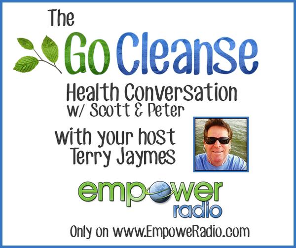 [LISTEN NOW] The @GoCleanse1 Health Conversation: @TerryJaymes with Scott & Peter https://t.co/sBK5AmxleJ https://t.co/CAlxMsr3an