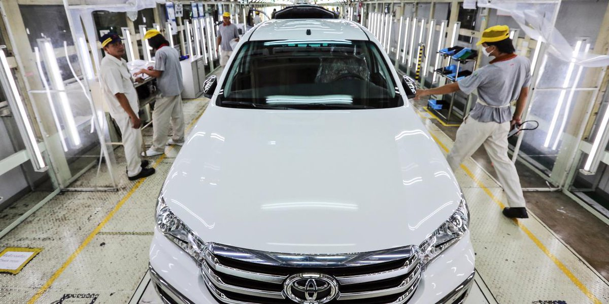 Toyota Auto richiama 6,5 mln di automobili a livello planetario