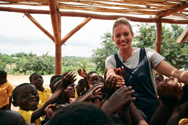 RT @RevealMag: .@KimberlyKWyatt visits Ghana to see how Red Nose Day donations change lives https://t.co/6KEOVJInVb https://t.co/PTCQLb2t8p
