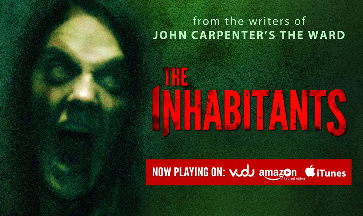 In case you missed it, #TheInhabitants have arrived! From the writers of John Carpenter's The Ward. @GravitasVOD https://t.co/14xc6ENjyU