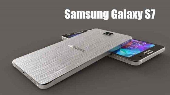 Uscita anticipata per Samsung Galaxy S7.