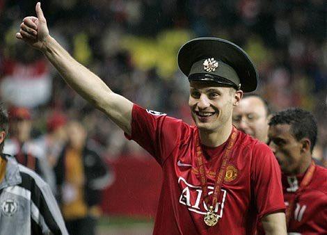 Man United take to social media to wish ex defender Nemanja