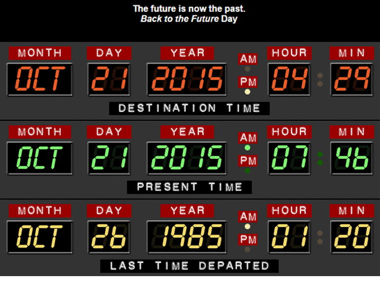 Back to the Future Day: A look at our technology in 2045 https://t.co/bTWQeGlCOG via @ZDNet & @DavidGewirtz https://t.co/MVKpL41onn