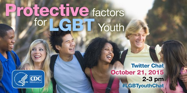 Thumbnail for #LGBTyouthchat - October 21, 2015