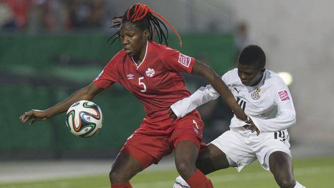ICYMI - Kadeisha Buchanan Nominated For FIFA Women's Player Of The Year https://t.co/vNYTVAhgUe https://t.co/rCbzxfQ2rY