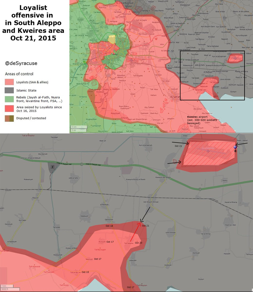 Если стороны не договорятся, то битва за ракку продолжится с той же активностью.