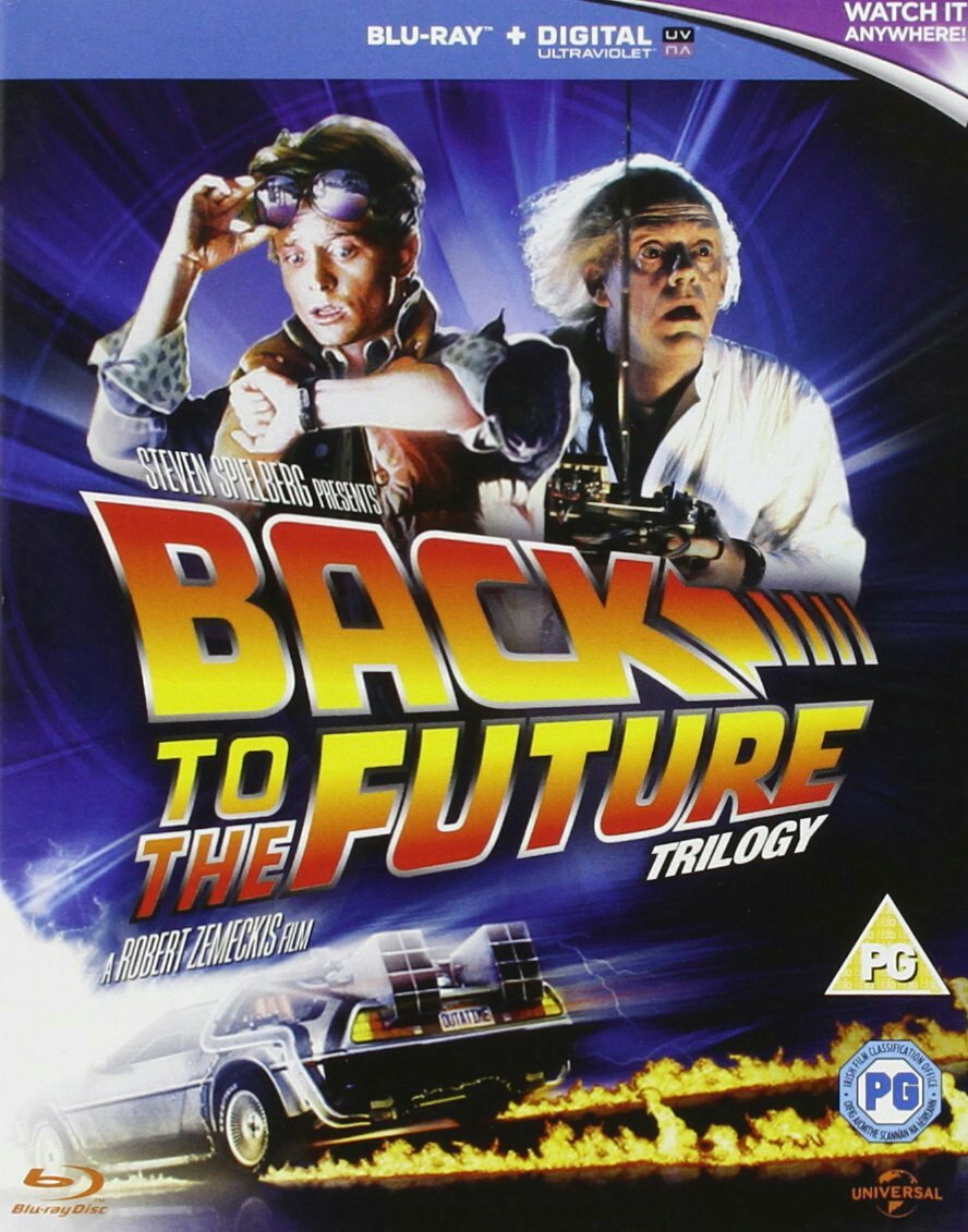 To celebrate #BackToTheFutureDay I'm giving away a copy of the Trilogy on Blu Ray or DVD. RT & follow to enter https://t.co/ZYYzj9hsrn