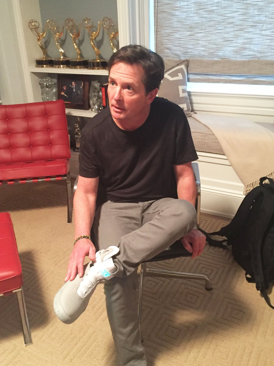 Nike confirms self-lacing sneakers from 'Back to the Future' are real
