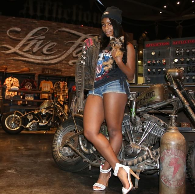 @NormaniKordei @ our #Affliction HQ just n time 2 stock up b4 their #EuropeanReflectionTour #NormaniAppreciationDay https://t.co/M8OPcxjqm9