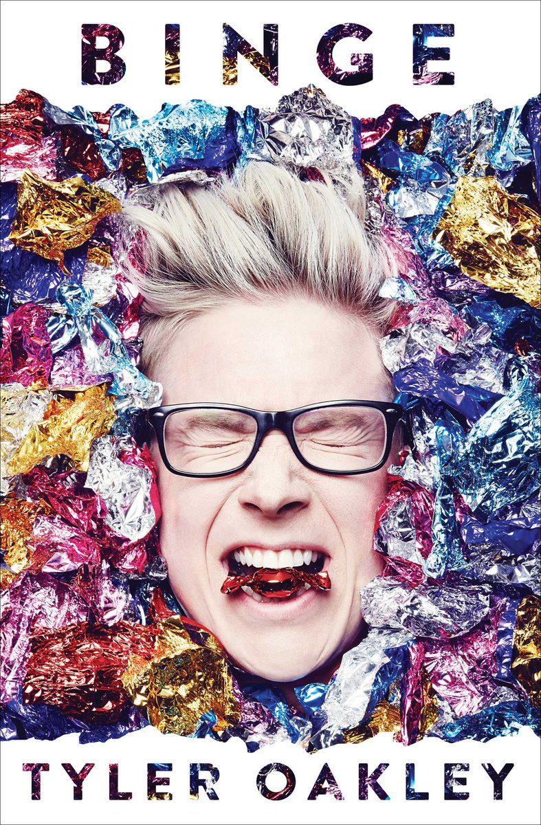 .@tyleroakley Congrats on #BINGE! https://t.co/n1o8Q3YJ2p https://t.co/CO9bcLJFo6