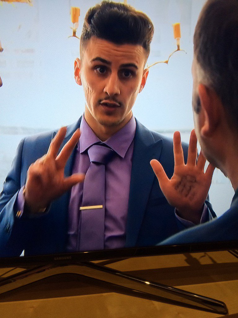 """100 Euros for seven"". Er... #TheApprentice https://t.co/1Feotl6Wrt"