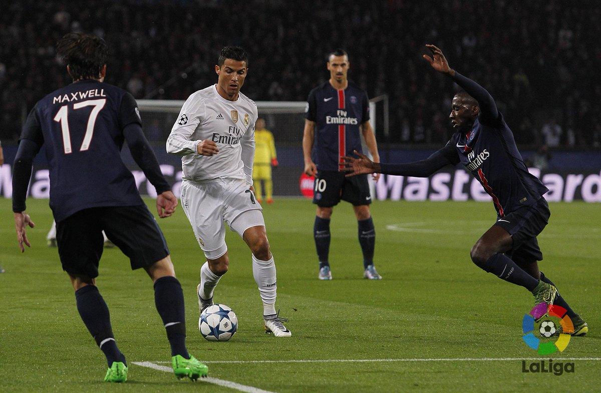 Video: PSG vs Real Madrid