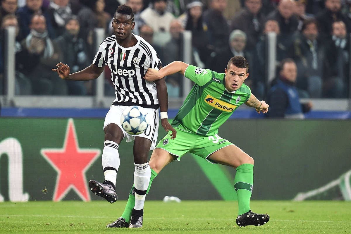 Video: Juventus vs Borussia M gladbach