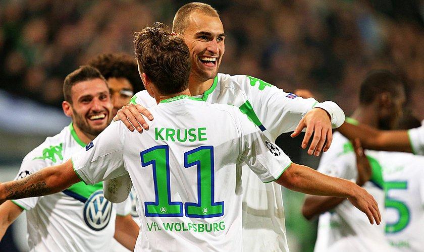 Video: Wolfsburg vs PSV